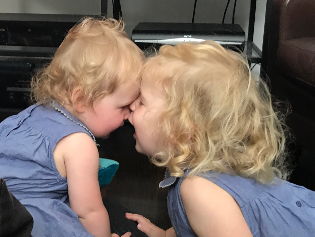 BABY TODDLER SISTERS